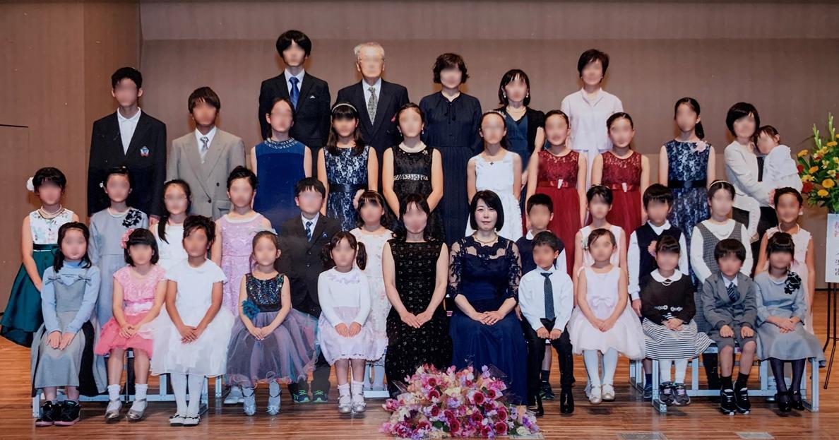淀川区のぽこあぽこピアノ教室発表会